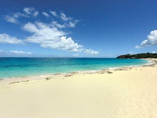 JOIE DE VIVRE... Absolute privacy on a fabulous Beach in French St Martin...wow! - Baie Rouge vacation rentals