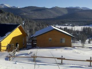 """The 'Pintler View Hideaway' 1BR Apartment Near Georgetown Lake and Discovery Ski Area - """"Ski & Stay"""" Specials Available - Philipsburg vacation rentals"""