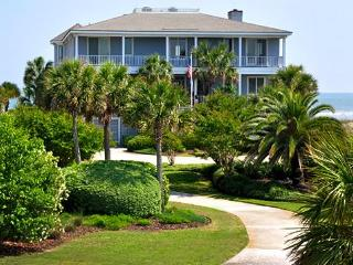 Elegant, 6 Bedroom, Oceanfront with Hot Tub! - Isle of Palms vacation rentals