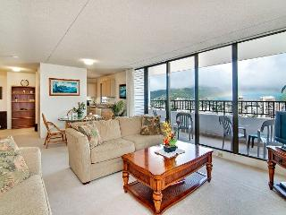 Rarely Available 2BR, 2BA, Free Parking Royal Kuhio Condo With Stunning Views - Honolulu vacation rentals