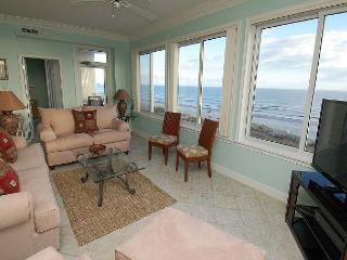 3401 SeaCrest. 4th Floor Oceanfront.  Views, Views, Views! - Hilton Head vacation rentals