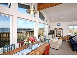 Ocean View Home at Todd's Point, Fort Bragg, CA - Mendocino vacation rentals