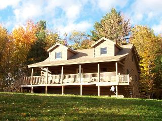 Hilltop View Lodge! Lovely cabin in the White Mountains - North Haverhill vacation rentals
