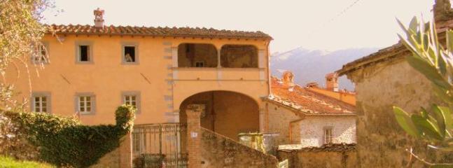 Villa San Rocco Vacation Rentals in Tuscany - Bagni Di Lucca vacation rentals