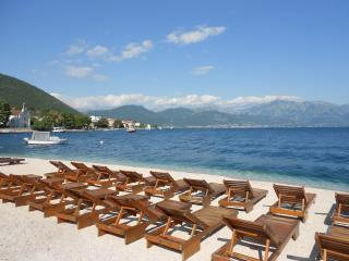 Spacious top floor apartment with wonderful sea views less than 50m away! - Herceg-Novi vacation rentals