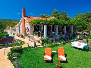 Lovely Villa With Olive Groves In A Beautiful Bay - Supetar vacation rentals