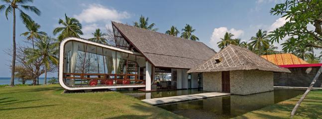Villa Sapi - dinner set up at pool deck - Villa Sapi - an elite haven - Tanjung - rentals