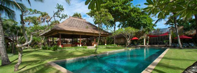 Maridadi -  alfresco dining - Villa Maridadi - an elite haven - Mengwi - rentals