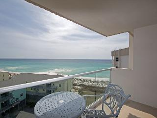 8th floor, panoramic views, great rates! Call for spring specials! - Pensacola Beach vacation rentals