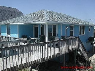 Nice 3 bedroom Vacation Rental in Topsail Beach - Topsail Beach vacation rentals