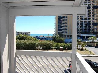 Bright Condo with Internet Access and A/C - Myrtle Beach vacation rentals