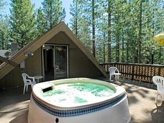 Hot Tub on Roof Deck - Tahoe Tree House - South Lake Tahoe - rentals