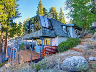 Exterior 1 - The Eagles Nest at Heavenly - South Lake Tahoe - rentals
