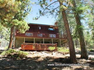 Rear View - The Lodge at Heavenly - South Lake Tahoe - rentals