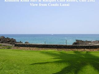 Keauhou Kona Surf and Racquet Club, Condo 2-102 - Big Island Hawaii vacation rentals