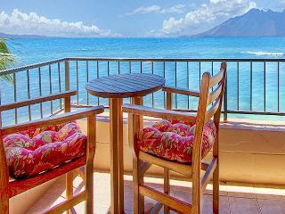 Maui Kai Beach Resort, Condo 301 - Lahaina vacation rentals