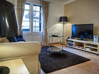 Art 2 apartment, 3 Bedrooms 2 bath next to Ramblas - Barcelona vacation rentals