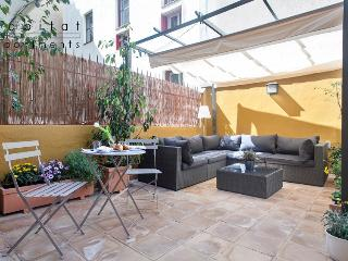 Ferran 2, Large Apartment with terrace in old town - Barcelona vacation rentals