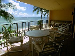 Beach Club #112 - Unique Oceanfront living - Key West vacation rentals