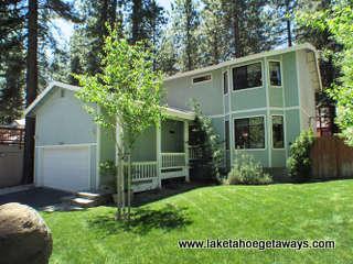 Exteerior 1 - Rainbow Lodge at Tahoe - South Lake Tahoe - rentals