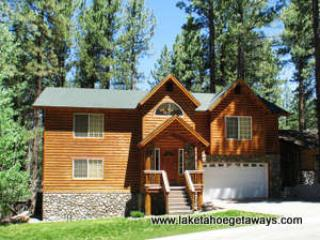 Exterior 1 - Sierra Nevada Lodge - South Lake Tahoe - rentals
