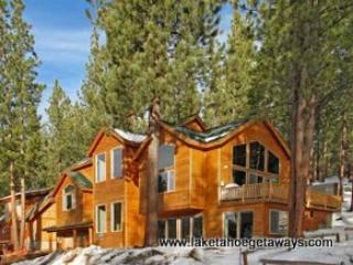 Exterior 1 - The Pine Tree Lodge - South Lake Tahoe - rentals