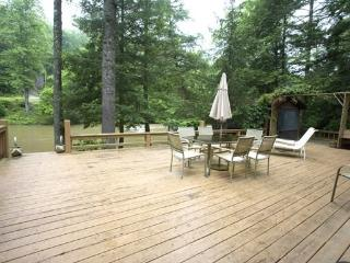 Nice House with Hot Tub and Fireplace - Blue Ridge vacation rentals