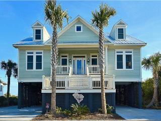 "1708 Palmetto Blvd - ""Carolina Breeze"" - Edisto Beach vacation rentals"