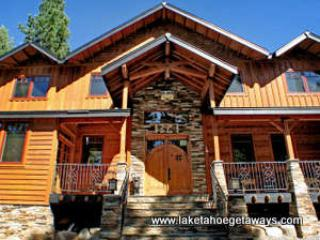 The Grand Entry - Heavenly Ski Run Chateau - South Lake Tahoe - rentals