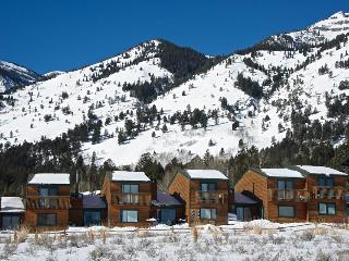 Bright 3 bedroom Condo in Teton Village with Internet Access - Teton Village vacation rentals