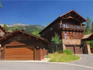 5bd/4.5ba Granite Ridge Lodge #20 - Image 1 - Teton Village - rentals