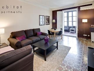 Lauria Gallery, Central  apartment with veranda - Barcelona vacation rentals