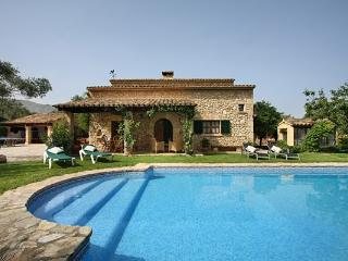 3 bedroom Villa in Pollenca, La Font, Mallorca : ref 3261 - Pollenca vacation rentals