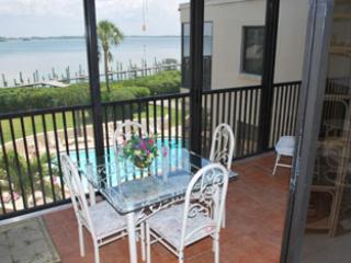 porch - Coquina Moorings 202 - Bradenton Beach - rentals