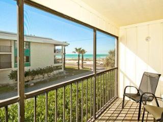 2 bedroom Condo with Internet Access in Bradenton Beach - Bradenton Beach vacation rentals