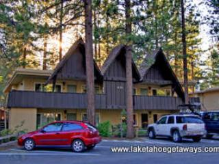 Exterior-Summer - Tahoe Bavarian Condo - South Lake Tahoe - rentals