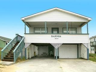 KD2504- Barnes;  3 BDRM SEMI-O/F HOME W/ REC ROOM! - Kill Devil Hills vacation rentals