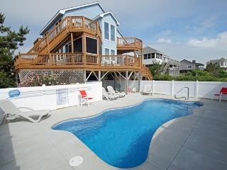 WH973- Mother Earth Father Sky; OCEANFRONT W/ POOL - Corolla vacation rentals