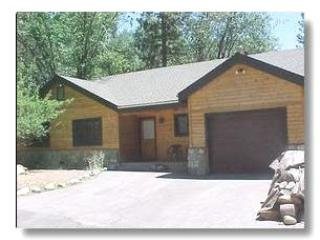 Front view of cabin - (9N) Fox Hollow - Wawona - rentals