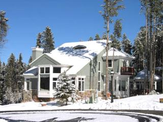 Located in Town - Ski-In/ Walk Out Home  (4298) - Breckenridge vacation rentals
