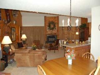 2 Bedroom, 2 Bathroom House in Breckenridge  (03F) - Image 1 - Breckenridge - rentals