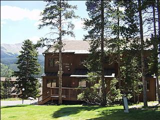 Cozy Slopeside Condo - Amazing Mountain Views (2056) - Breckenridge vacation rentals