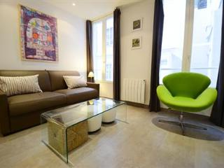 Design apartment Laborde - Paris vacation rentals