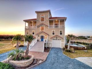 Bay Court 105 Oceanview! | Save in May | 2 Pools (one on roof), Hot tub, Elevator, Linens, Internet, Game Equipment, Pet and Wedding Friendly, Fireplace, Jacuzzi, Boat Launch - North Topsail Beach vacation rentals