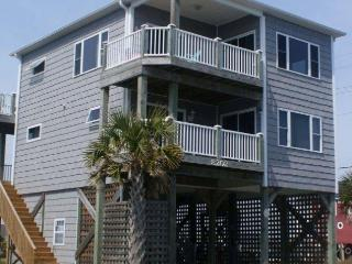5th Avenue 8202 Oceanview! | Pet friendly, Internet, Fireplace, Jacuzzi - North Topsail Beach vacation rentals