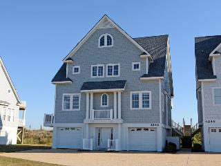 Island Drive 4248 Oceanfront! | Internet, Community Pool, Hot Tub, Elevator, Game Equipment, Jacuzzi, Fireplace - North Topsail Beach vacation rentals