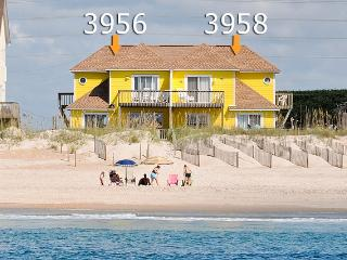 Island Drive 3958 Oceanfront! | Pet Friendly - North Topsail Beach vacation rentals
