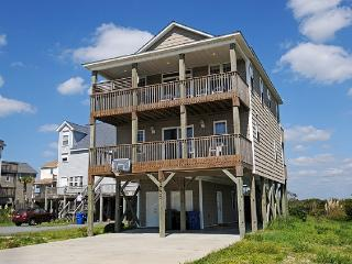 Island Drive 3739 Oceanview! | Private Pool, Hot Tub, Internet, Game Equipment, Pet Friendly. Discounts Available- See Description - North Topsail Beach vacation rentals