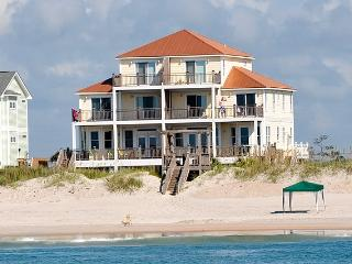 New River Inlet Rd 1322 Oceanfront! | Internet, Pet Friendly, Elevator - North Topsail Beach vacation rentals