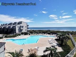 Shipwatch Villa 1401 Oceanfront! | Community Pool, Elevator - North Carolina Coast vacation rentals